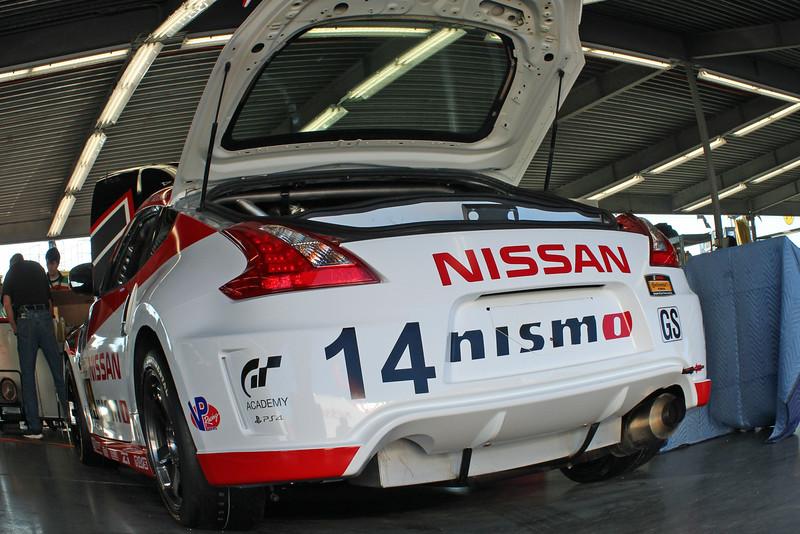 GS Doran Racing Nissan 370Z