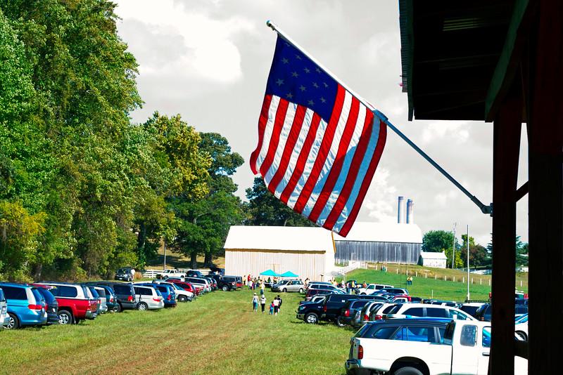 750 volunteers showed up that beautiful Saturday in September 2014.