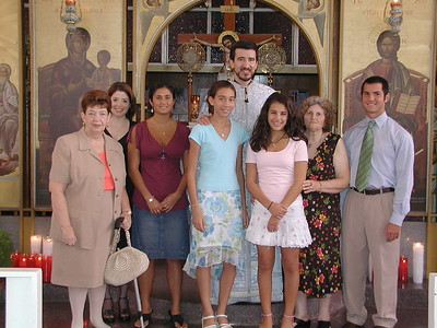 Community Life - Koimissis Liturgy - August 15, 2005