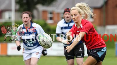 2019-05-25 Rugby Rocks Belfast Women's Match