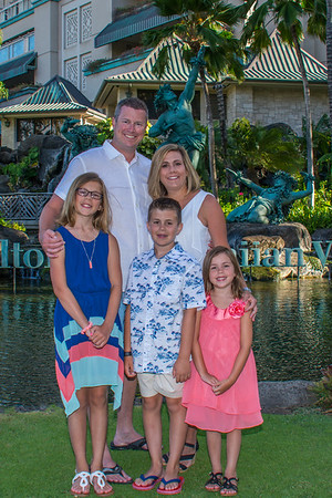 Bell Family Portraits - 7-11-16