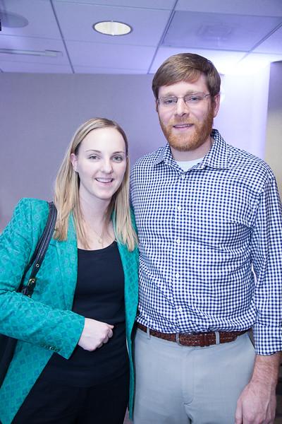 Megan McCann, Adam Sizemore
