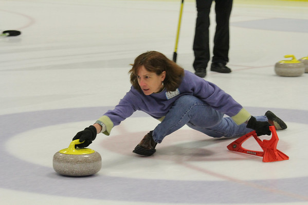Curling at Union Arena