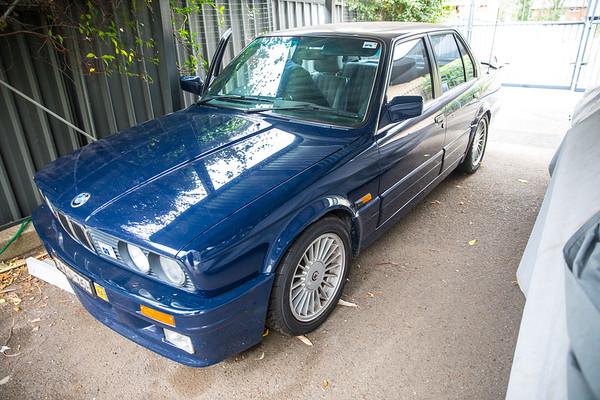 1990 BMW E30 Alpina 2.7 C2