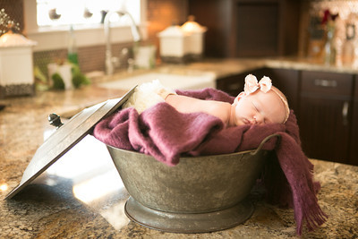 Ila: Newborn Session