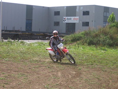 Off Road Course 2008