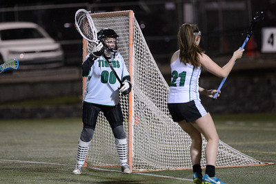 Tigard High School Girls Varsity Lacrosse vs Mountainside - Home