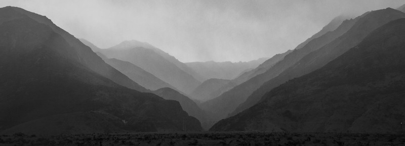 Gloom in the Mountains