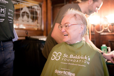 Editorial: St Baldricks Day Kitty Hoynes 2018