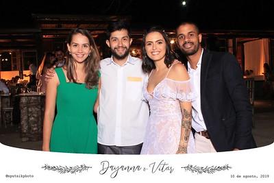 Dayanna e Vitor