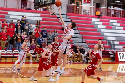 Boys JV Basketball - 2/6/2020 Big Rapids