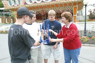 Lake Compounce Park - Physics Day - May 15, 2003
