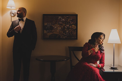 Raji & Sonu Reception