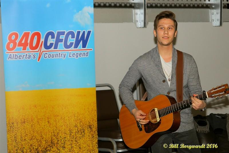 Jesse Mast at 840 CFCW - Edmonton 116