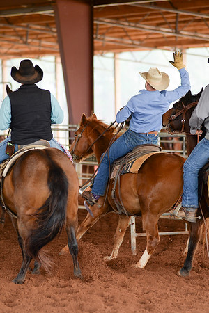 February 27, 2021 - Shadow Rock Arena - Team Cattle Penning