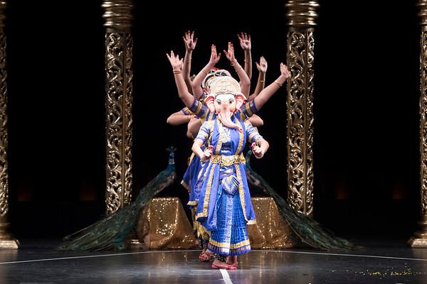 Nrityamala 2017  (First half -Classical dances)