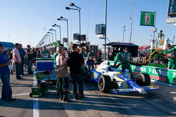 Chicagoland Speedway Indycar SAT 2010
