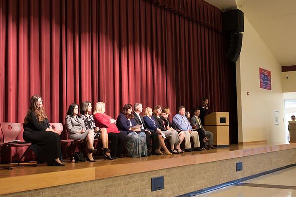04-16-18 Round Rock Highschool Leadership