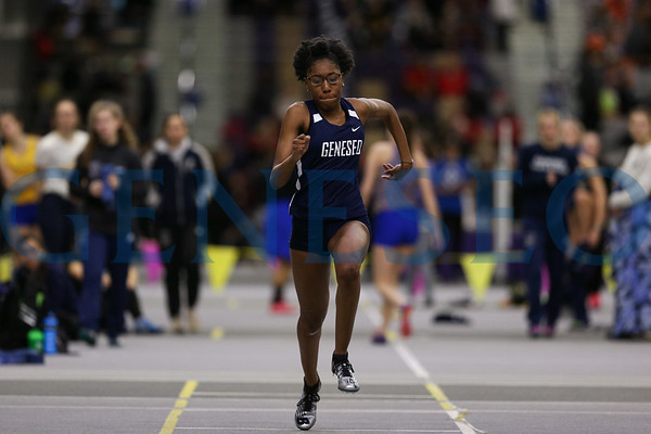 Indoor Track and Field at Houghton (Photos by Ben Gajewski)