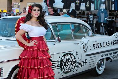 Viva Las Vegas 18 Car Show