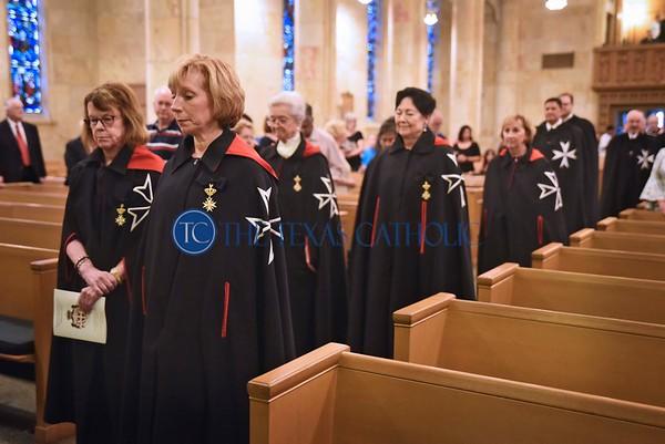 Order of Malta Mass Summer 2018