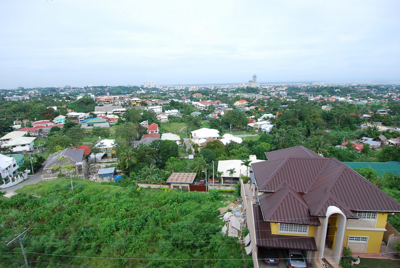 View from Maria Luisa South