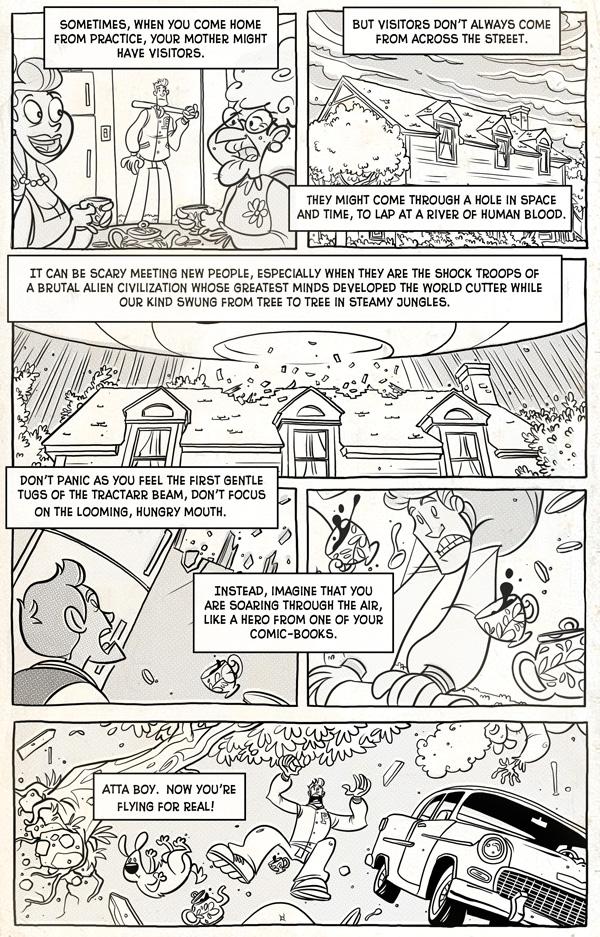Prey Page 1