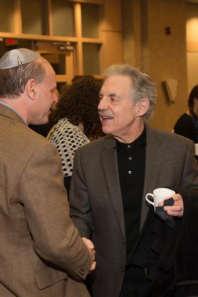 Installation Ceremony for Rabbi Greg Harris as Head Rabbi at Congregation Beth El, Bethesda, MD, February 20, 2016