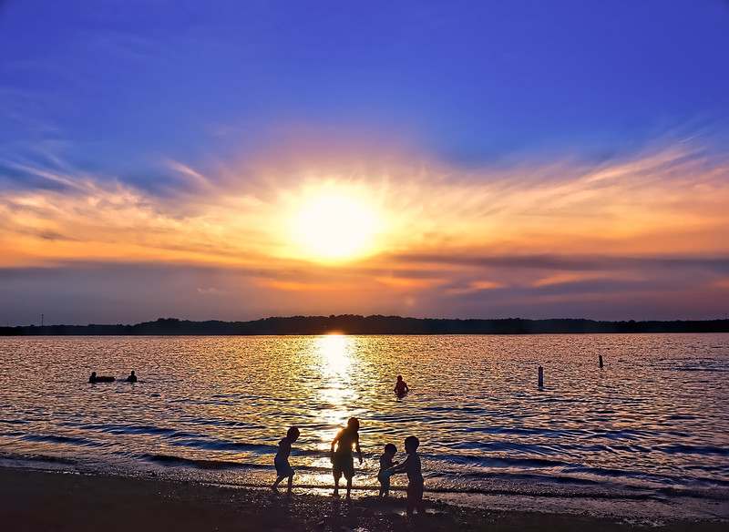 Evening Swim.jpg