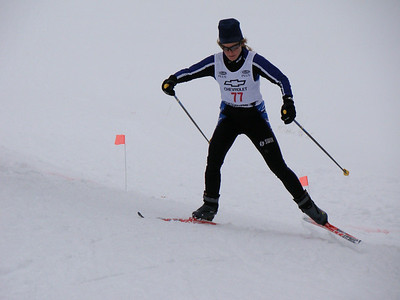 2009-01-11 Grand Rapdis Langlauf at Champion Hill