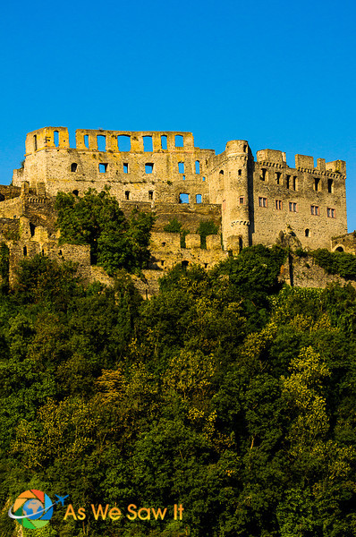 Rhine Castles and Cruising