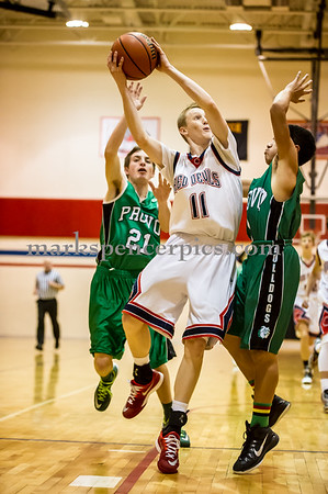 Basketball JVSHS vs Provo 1-9-2015