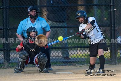 Softball, H.S. Varsity, St Anthony's vs St Johns, 04.19.10