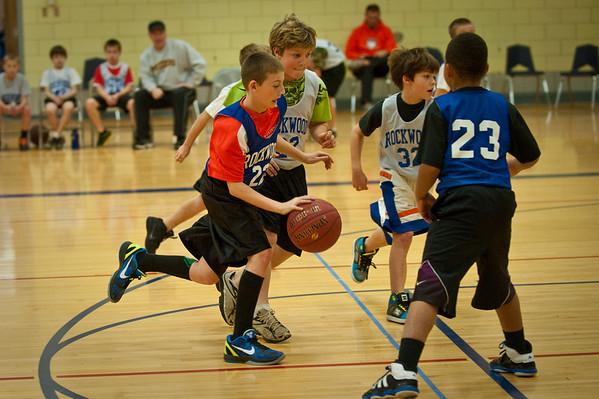 Rockwood Basketball December 2011