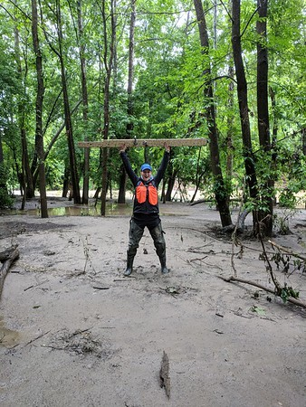 6.11.18 Post Flood Cleanup at PVSP