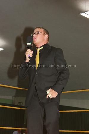 Florida Championship Wrestling in Lake City, FL (3-3-2012)