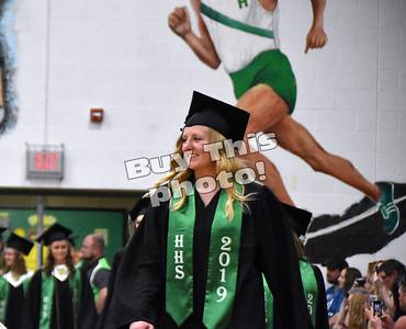 Holdingford Graduation