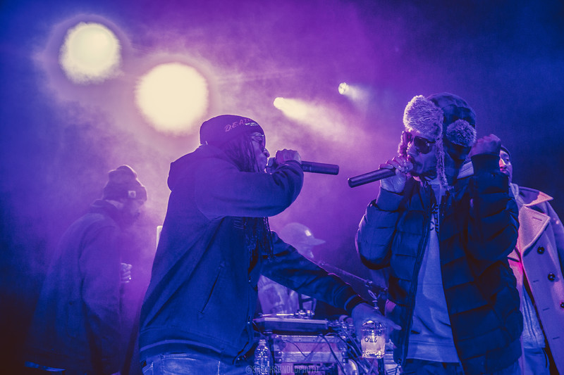 A-Plus and Del the Funky Homosapien