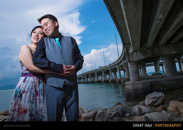 Andrew + LiWei Pre-wedding
