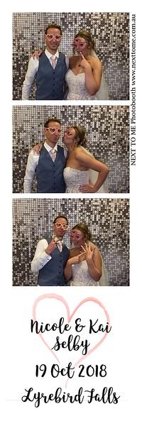 Nicole and Kai Selby Wedding
