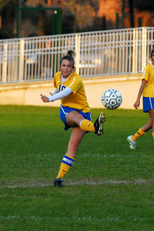 SVA va St. Pius Soccer 3/9/07