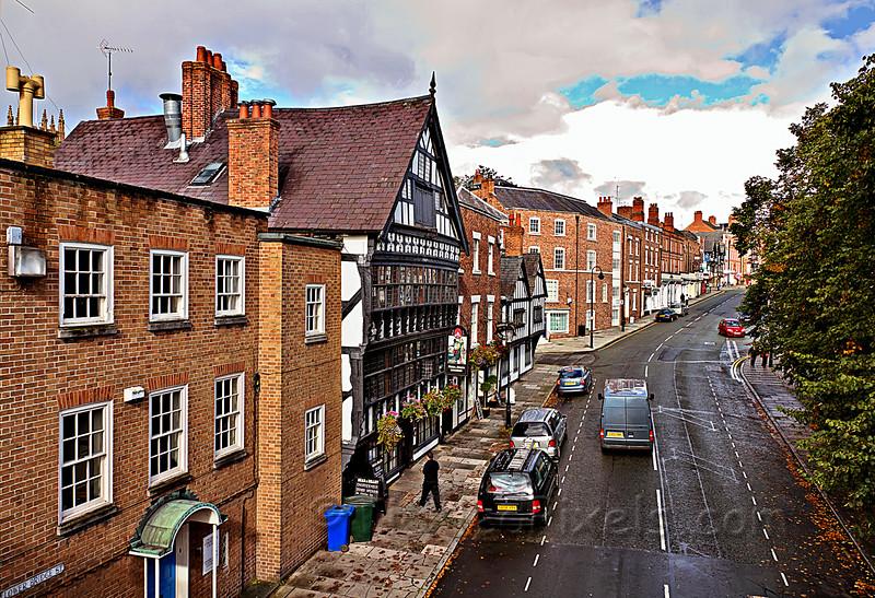 Lower Bridge Street, Chester