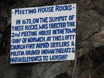 Meetinghouse Rock