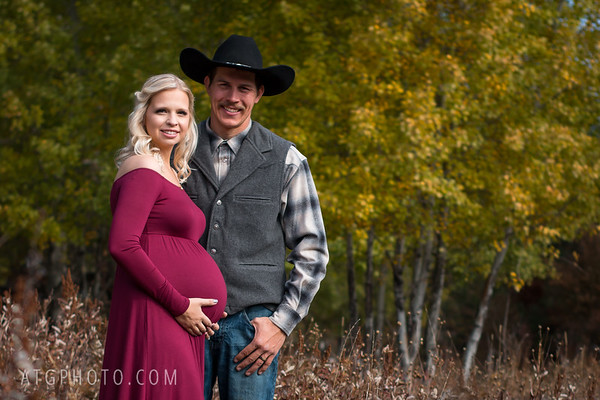 Katie & Kevin Maternity