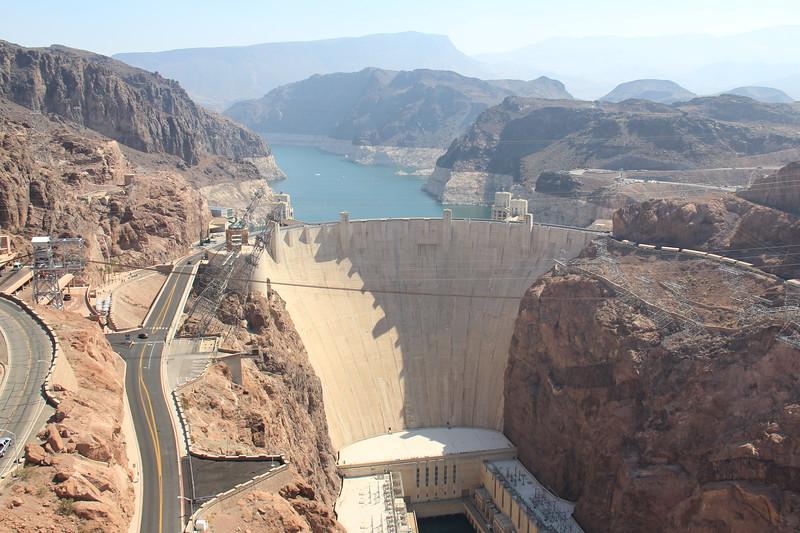 20180805-20 - Lake Mead Natl Rec Area - Hoover Dam.JPG
