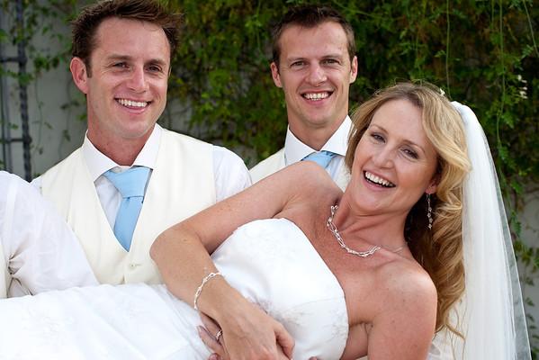 Cal and Rick - Wedding