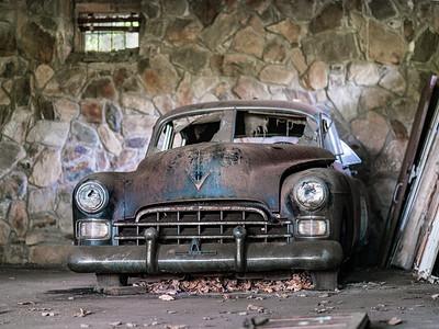Cadillac Graveyard