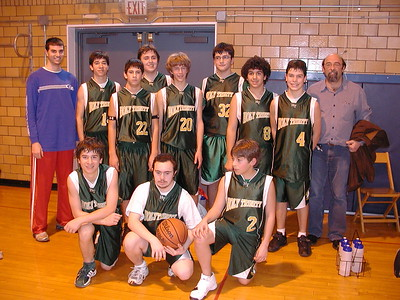 GOYA Saint Nicholas Basketball Tournament - January 27, 2007