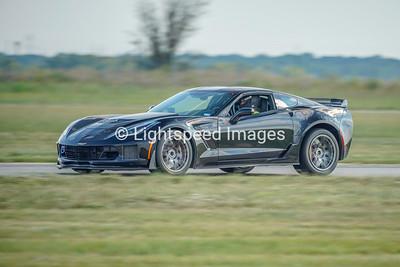Black C7 Z06 Corvette