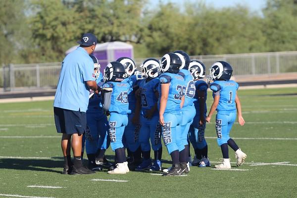 2019 TYF 8U Rams Broncos